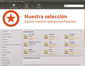 Centro de software de Ubuntu_001