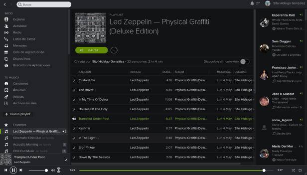 Spotify Premium - Linux Preview_007