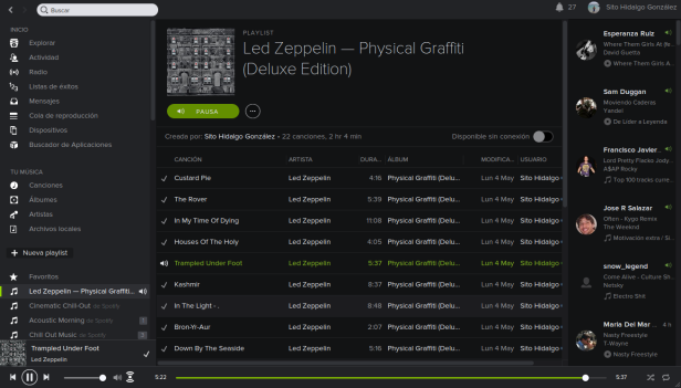 Spotify Premium - Linux Preview_007